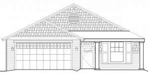 Our New Home Plan at Fairway Point starting at just $259,900!