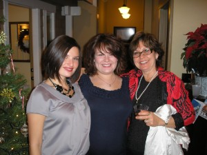 The Gentry Ladies - Kendra, Alexis and Nancy